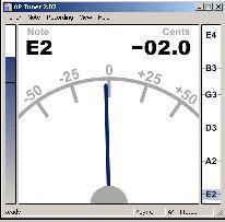 AP Guitar Tuner