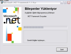 Microsoft .NET Framework Yeniden Dağıtılabilir Paketi