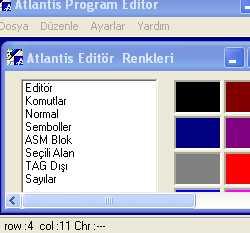 Atlantis Editör
