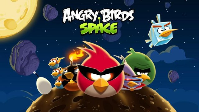 Angry Birds Space Mac