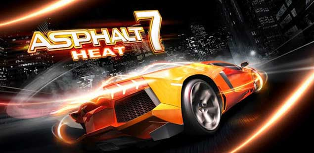 Asphalt 7 Heat iPhone