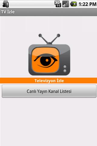 Anasayfa / Cep Programları / Android Uygulamaları / TV İzle Android