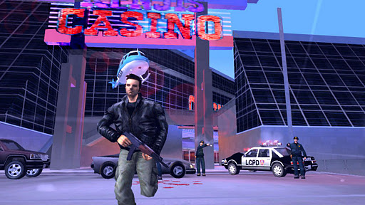 GTA 3 Iphone