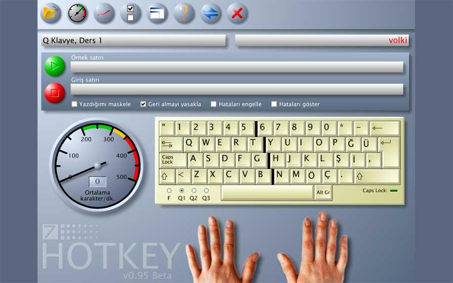 HotKey%2010%20Parmak- On Parmak Klavye Kullanım Programı İndir Türkçe Hotkey 10 Parmak İndir Ücretsiz
