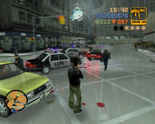 Multi Player GTA San Andreas