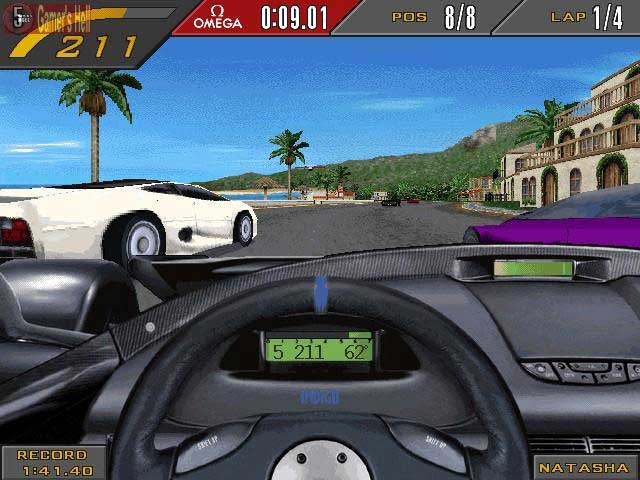 Need for Speed II: SE 3Dfx