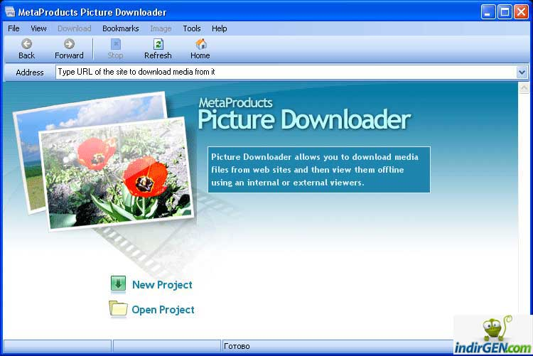Picture Downloader
