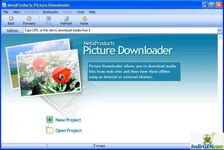 sağlayan bir web sitesi indirme programıdır. Windows | Deneme indir